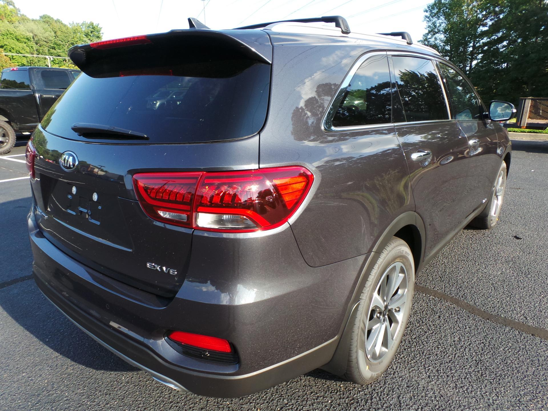 New 2019 Kia Sorento Ex V6 Wg In Williamsburg K1916 Front Trailer Hitch