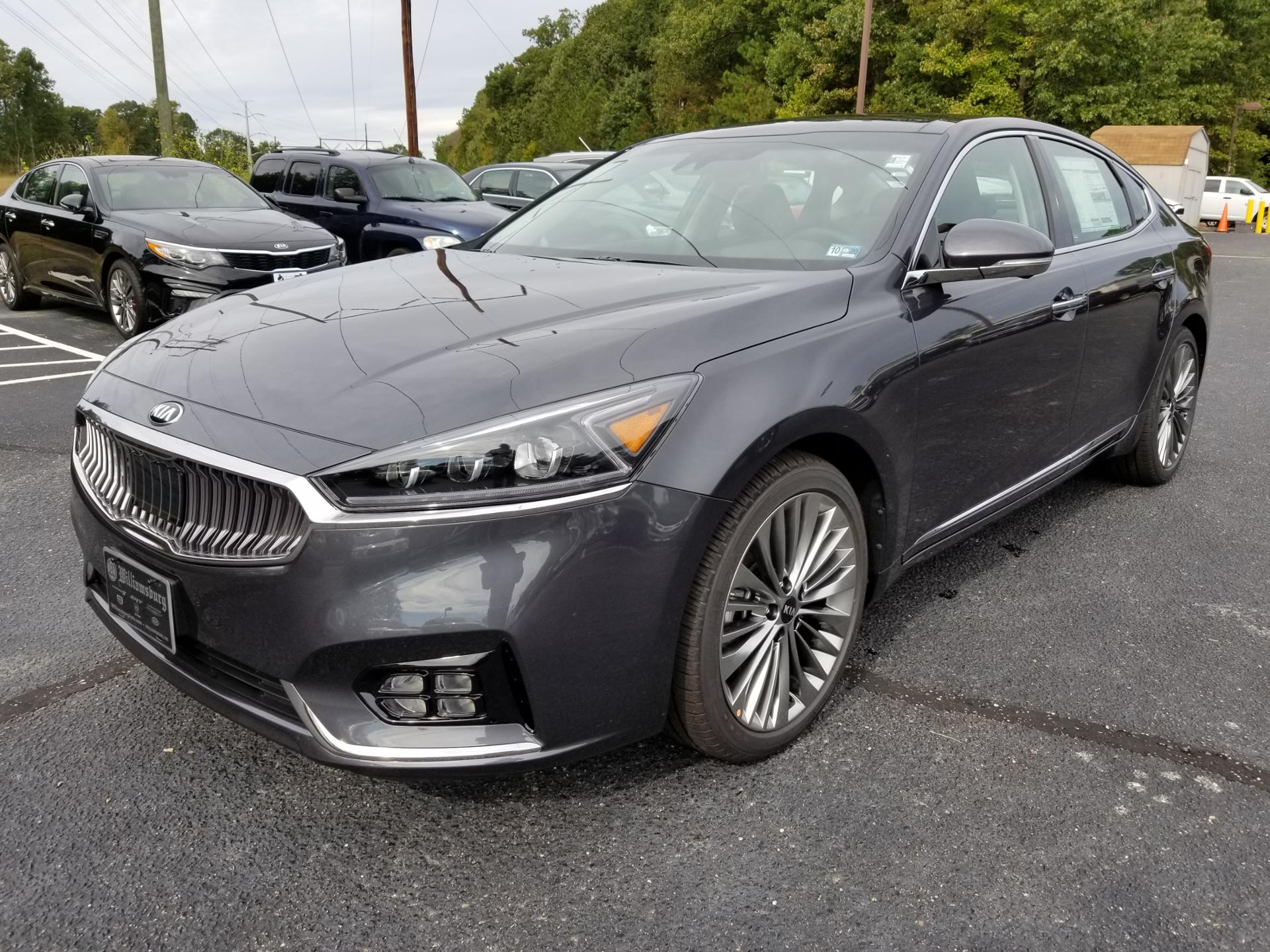 New 2019 Kia Cadenza Limited